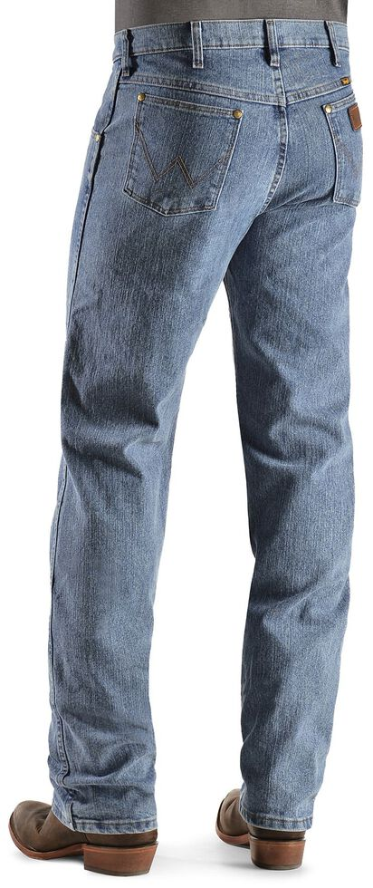 Wrangler Premium Performance Advanced Comfort Stone Beach Jeans, Light Stone, hi-res