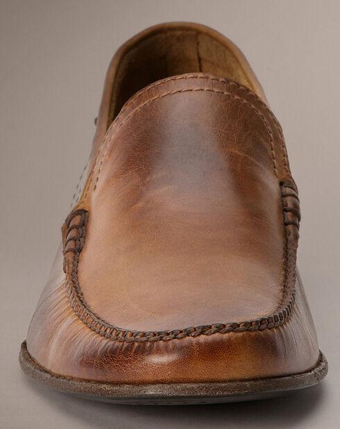 Frye Lewis Leather Venetian Loafers, Tan, hi-res