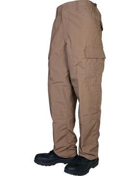 Tru-Spec Men's Tan BDU Basics Pants - Tall, Tan, hi-res