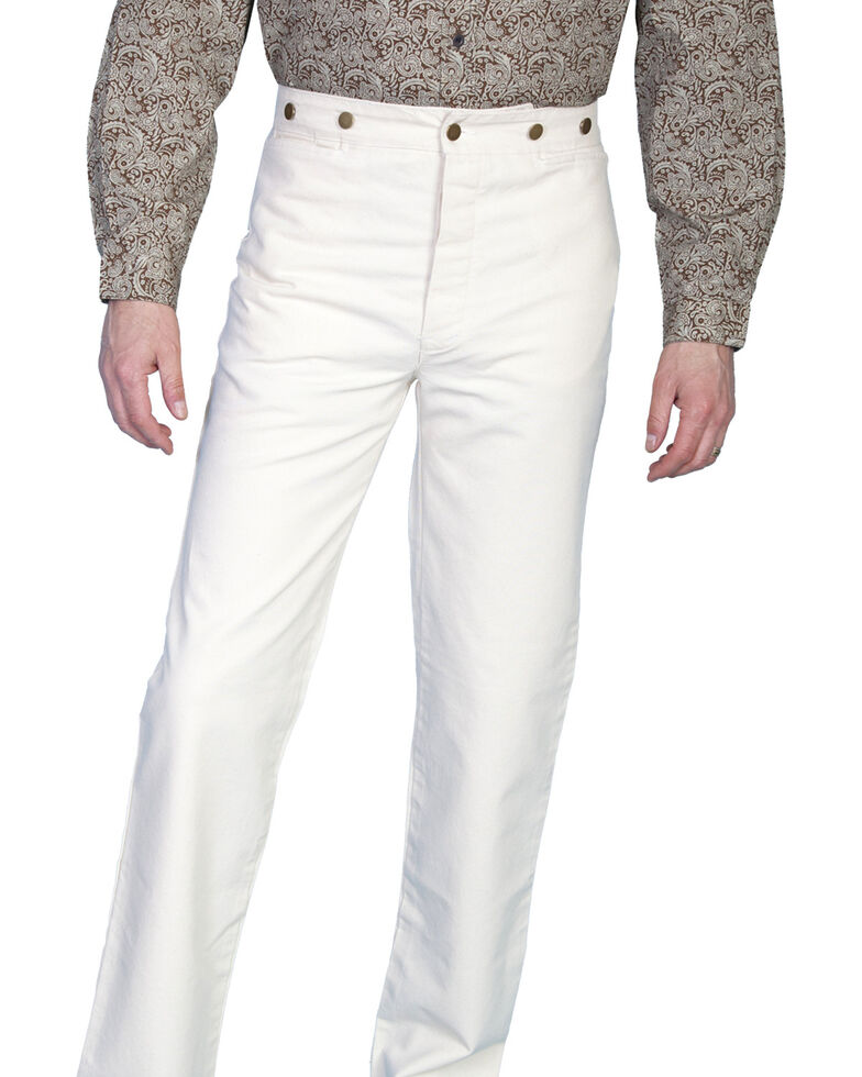 Rangewear by Scully Canvas Pants - Tall, Natural, hi-res