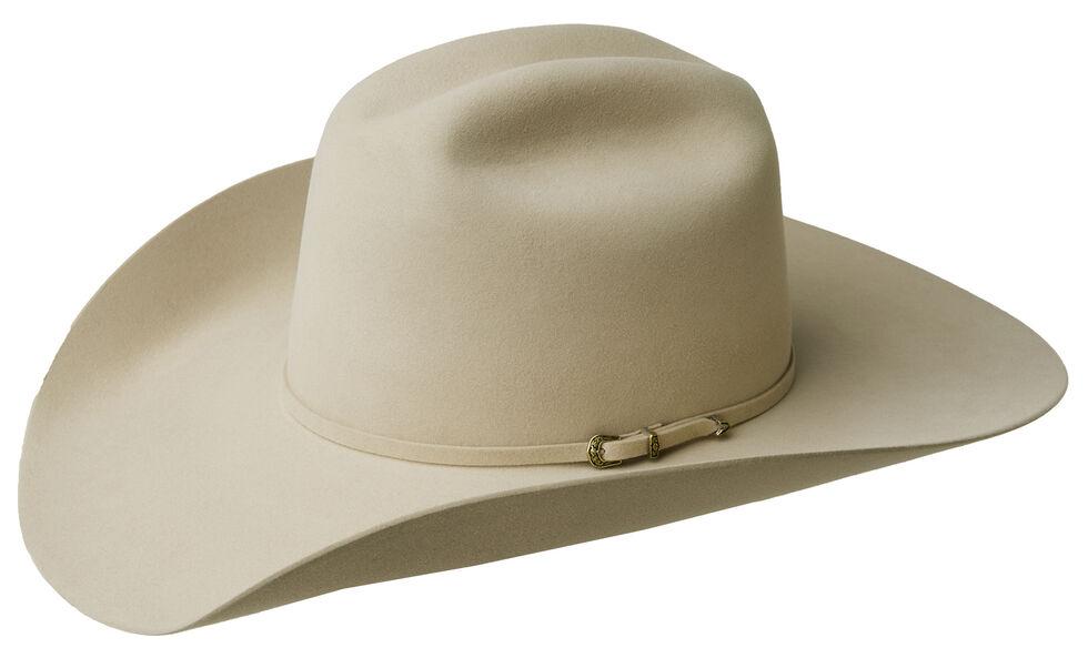 Bailey Men's Gage 10X Fur Felt Cowboy Hat, Buckskin, hi-res