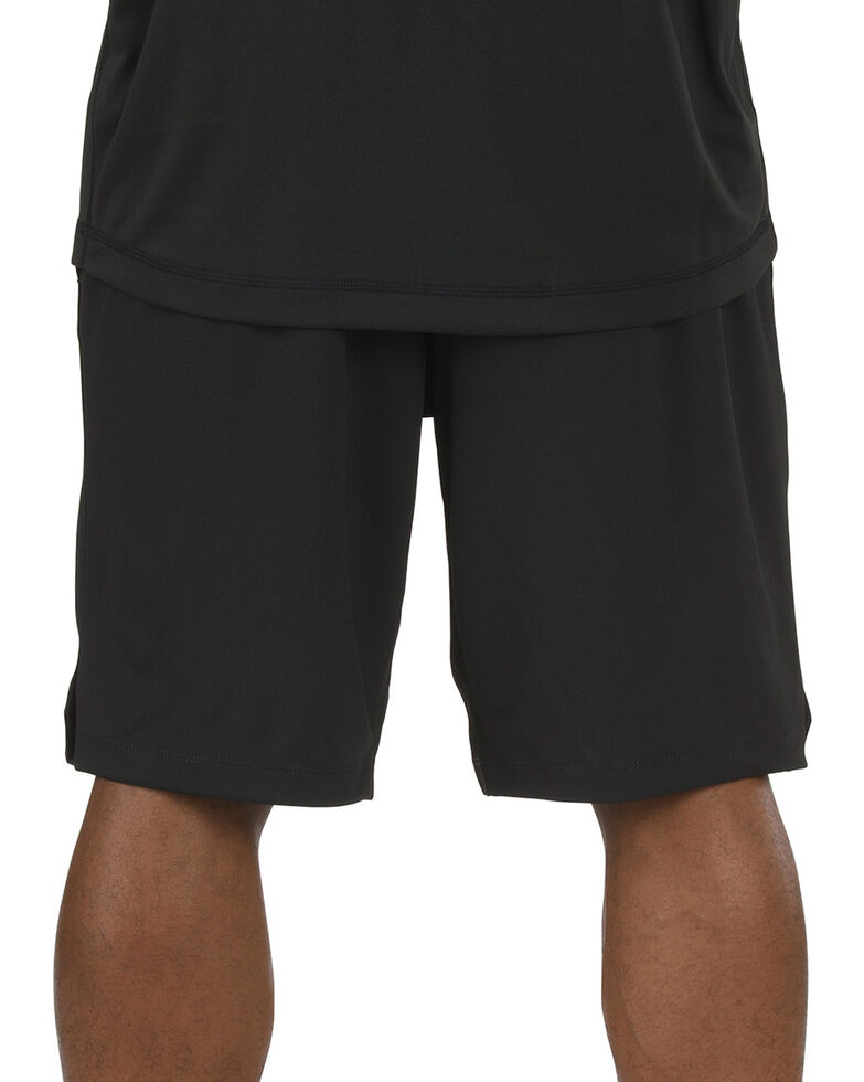 5.11 Tactical Men's Utility PT Shorts, Black, hi-res