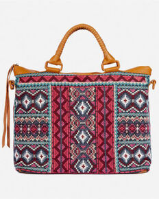 Johnny Was Women's Kaya Overnight Tote, Multi, hi-res