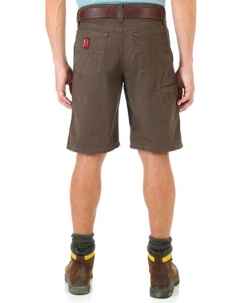Wrangler Men's RIGGS WORKWEAR® Technician Shorts , Dark Brown, hi-res