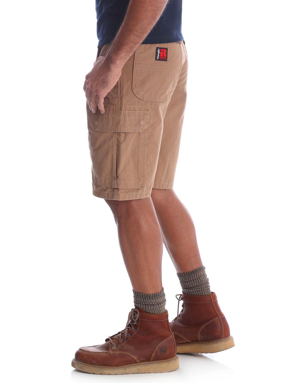 Wrangler Men's Light Brown Riggs Workwear Ranger Shorts , Lt Brown, hi-res