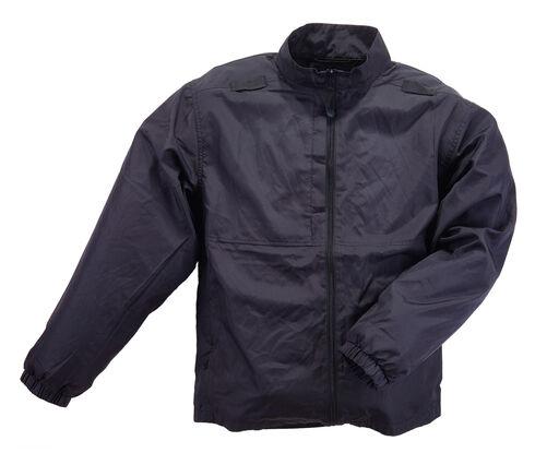 5.11 Tactical Men's Packable Jacket - 3XL and 4XL, Navy, hi-res