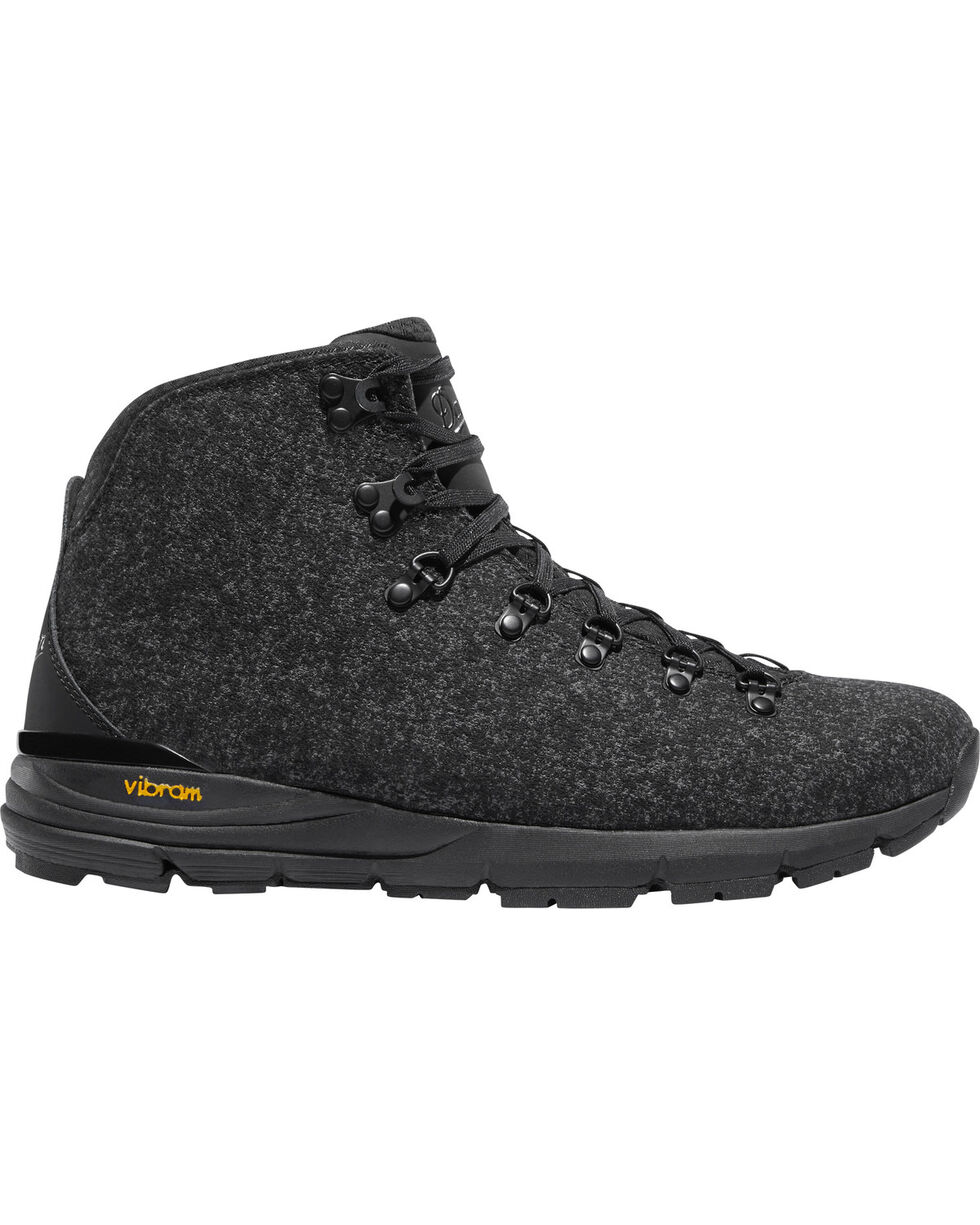 Danner Men's Black Mountain 600 Enduroweave Hiking Boots - Round Toe, Black, hi-res
