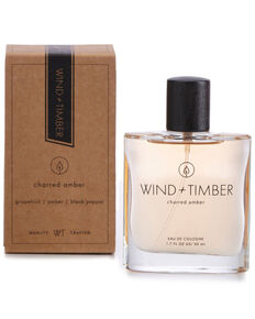 Tru Fragrances Women's Wind & Timber Charred Amber Perfume, No Color, hi-res