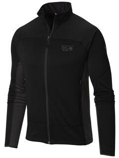 Mountain Hardwear Desna Grid Jacket, Black, hi-res