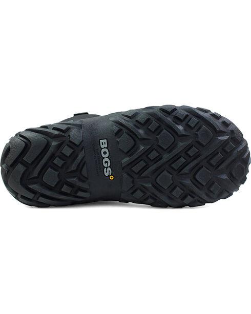 Bogs Men's Black Workman Waterproof Work Boots - Composite Toe , Black, hi-res