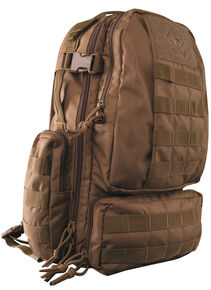 Tru-Spec Circadian Backpack, Coyote Brown, hi-res