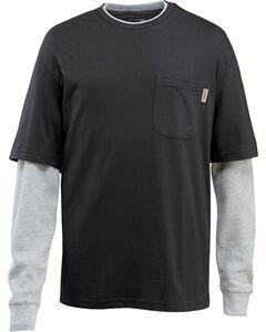 Wolverine Men's Miter II T-Shirt , Black, hi-res