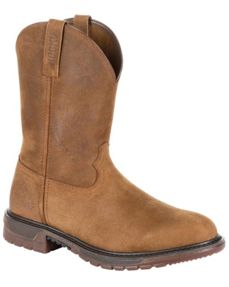 79754179fbc Rocky Men's Original Ride FLX Western Boots - Round Toe