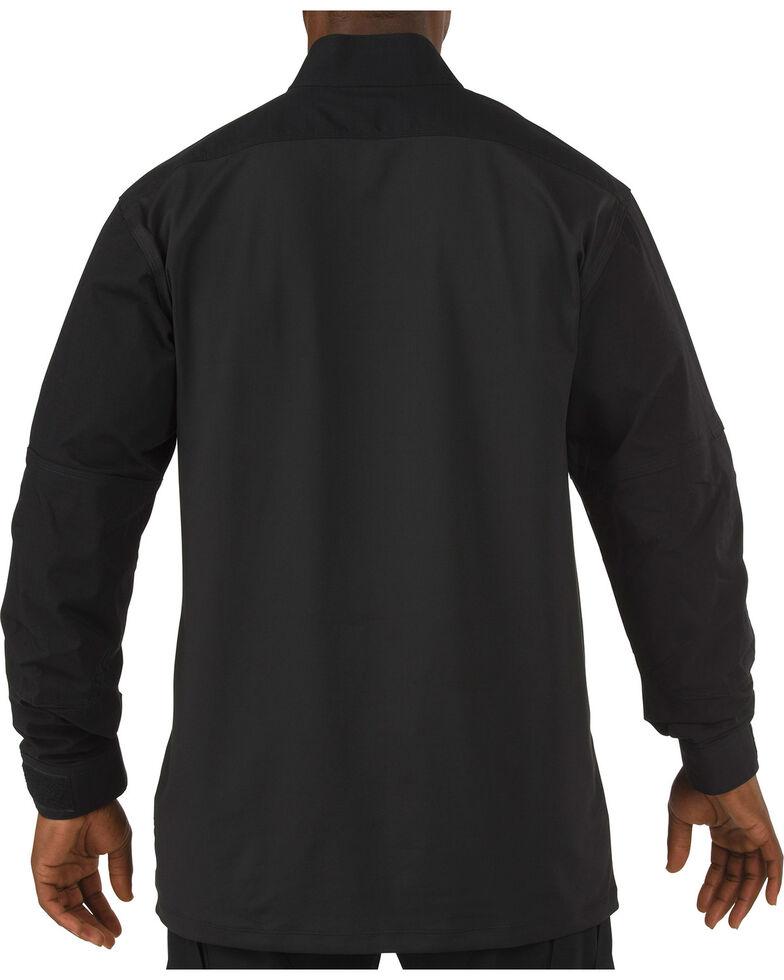5.11 Tactical Stryke TDU Rapid Long Sleeve Shirt, Black, hi-res