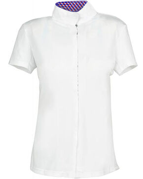 Dublin Women's Coolmax Short Sleeve Show Shirt, Multi, hi-res