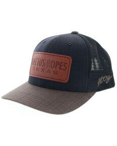HOOey Mens Cactus Ropes Baseball Cap e286487fe88