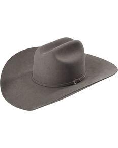 Rodeo King Men's 7X Fur Felt Cowboy Hat, Grey, hi-res