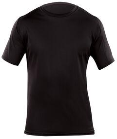 5.11 Tactical Men's Loose Short Sleeve Crew Shirt - 3XL, Black, hi-res