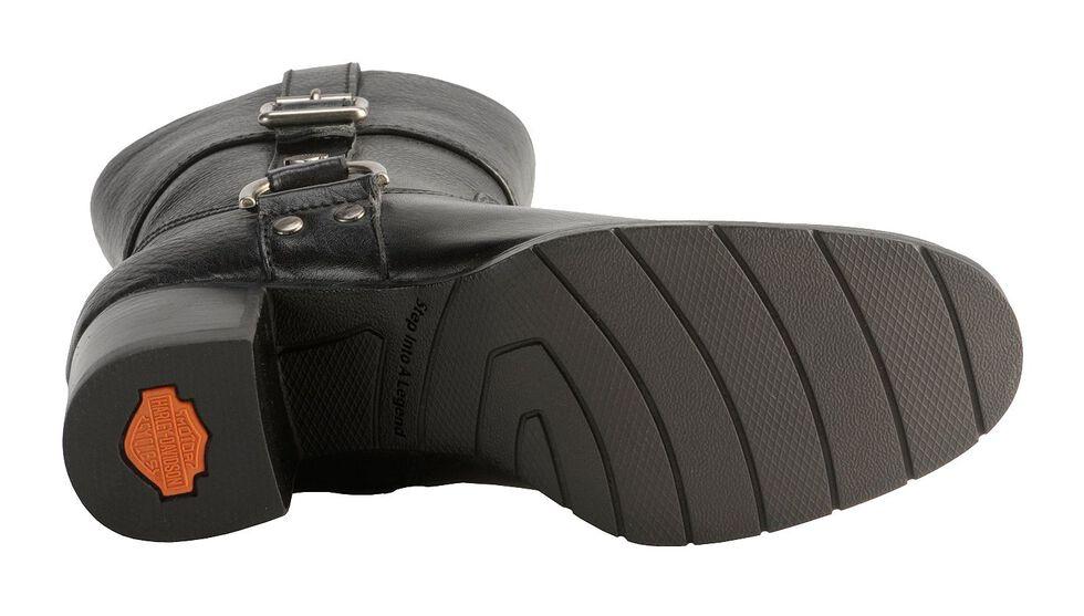 Harley Davidson Sadie Women's Boots - Round Toe, Black, hi-res