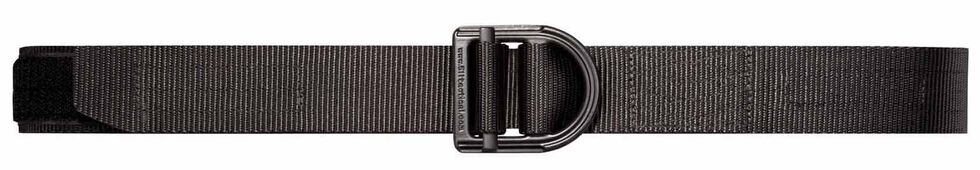 5.11 Tactical Trainer Belt (2XL-4XL), Black, hi-res