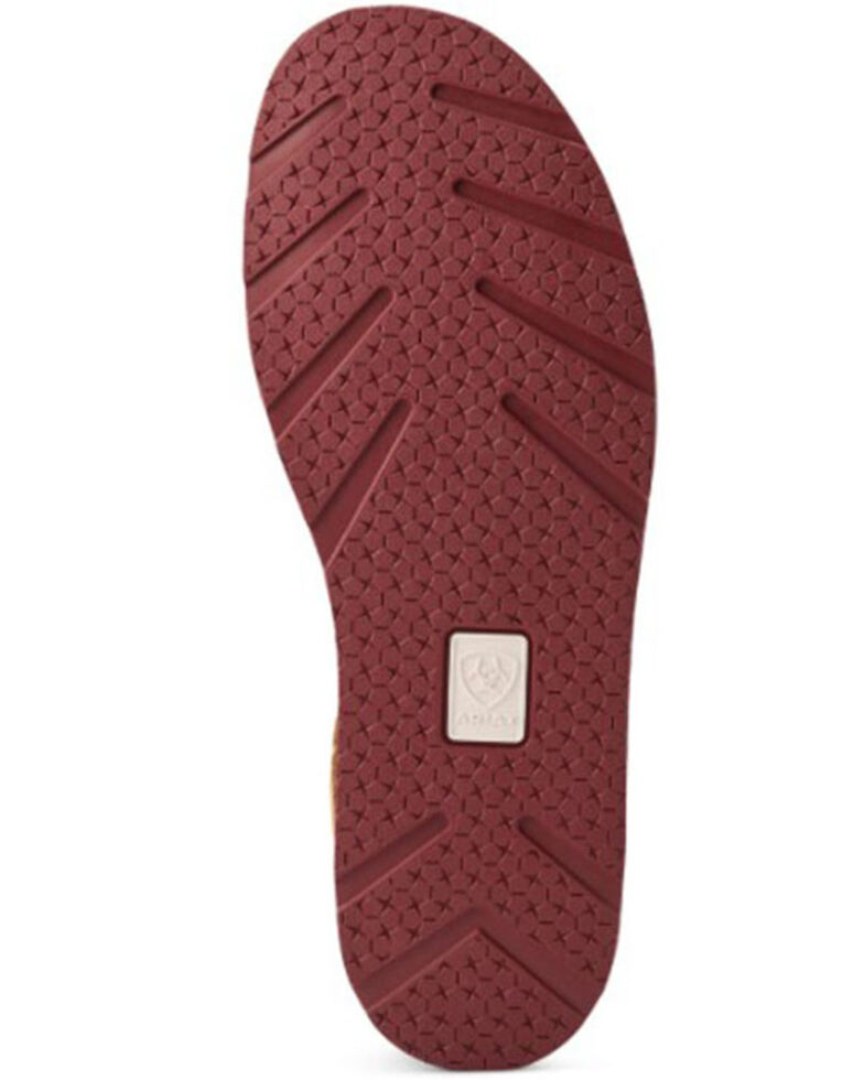 Ariat Women's Steer Cruiser Shoes - Moc Toe, Brown, hi-res