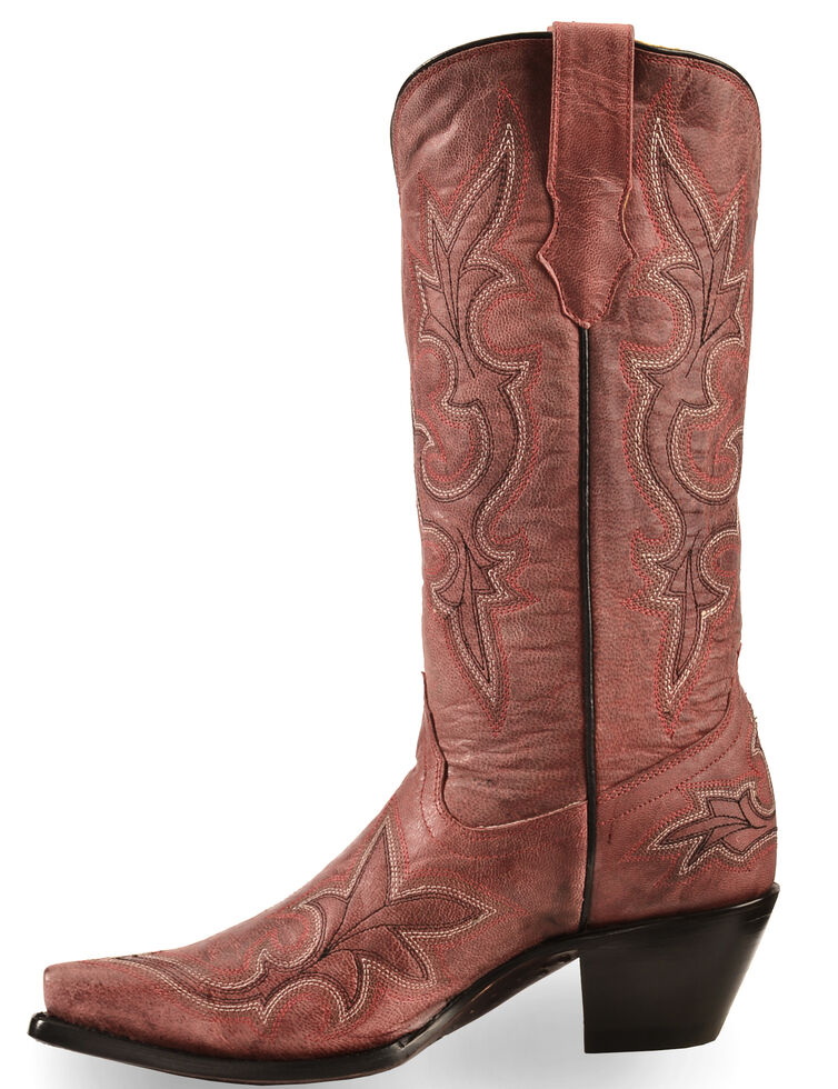 Corral Women's Vintage Leather Western Boots - Snip Toe, , hi-res