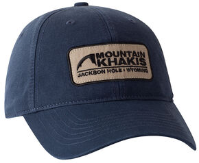 Mountain Khakis Men's Soul Patch Cap, Indigo, hi-res
