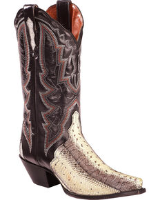 650bb7d38fc Exotic Boots for Women - Sheplers