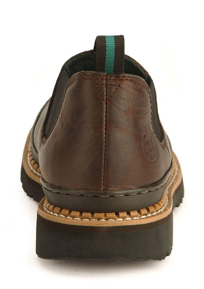 b8f81c10f88 Georgia Giant Romeo Slip-On Work Shoes