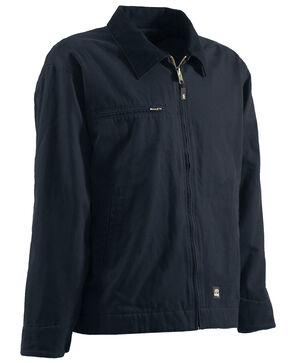 Berne Original Washed Gasoline Jacket, Midnight, hi-res