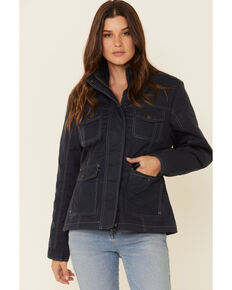 Outback Trading Co. Women's Blue Ridge Lightweight Insulated Jacket , Blue, hi-res