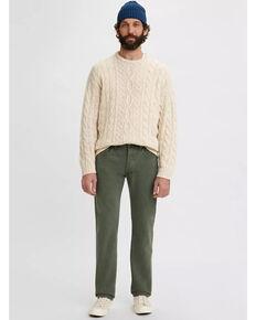 Levi's Men's Thyme Green Boyfriend Stretch Jeans, Green, hi-res