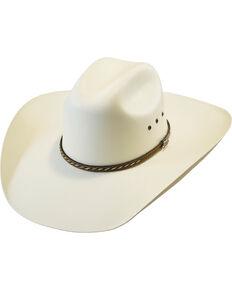 Justin Ivory Bay TexStraw Straw Cowboy Hat , Ivory, hi-res