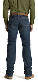 Ariat Men's M5 Rebar Low Rise Straight Leg Jeans, Denim, hi-res