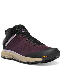 Danner Women's Trail 2650 Marionberry GTX Hiking Boots - Soft Toe, Purple, hi-res