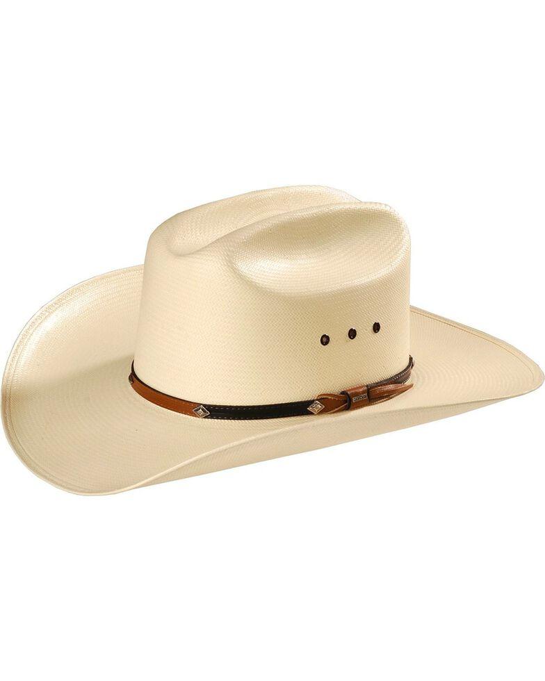 Stetson 10X Grant Straw Cowboy Hat  9c72b593db53