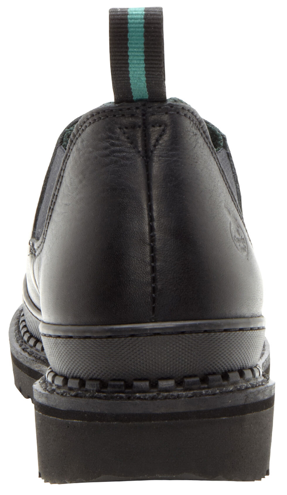 Georgia Boots Women's Giant Romeo Work Shoes, Black, hi-res