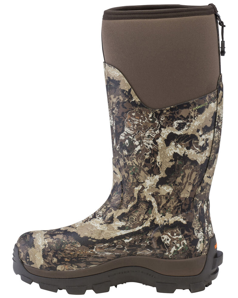 Dryshod Men's Southland Hunting Boots, White, hi-res