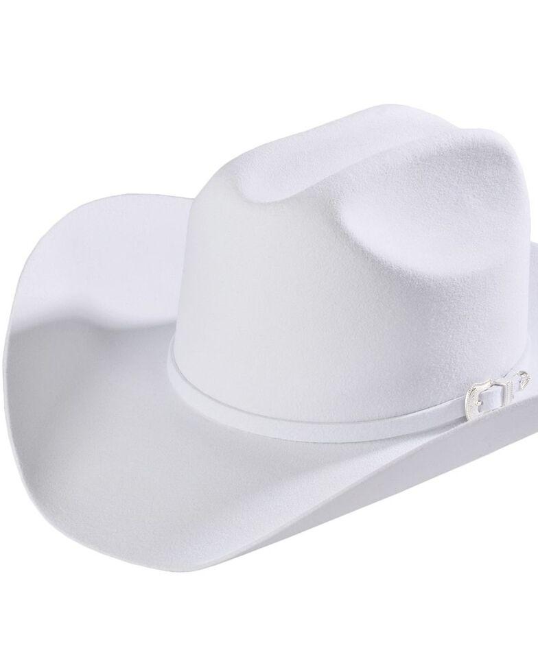 Bailey 4X Lightning Wool Felt Cowboy Hat, White, hi-res