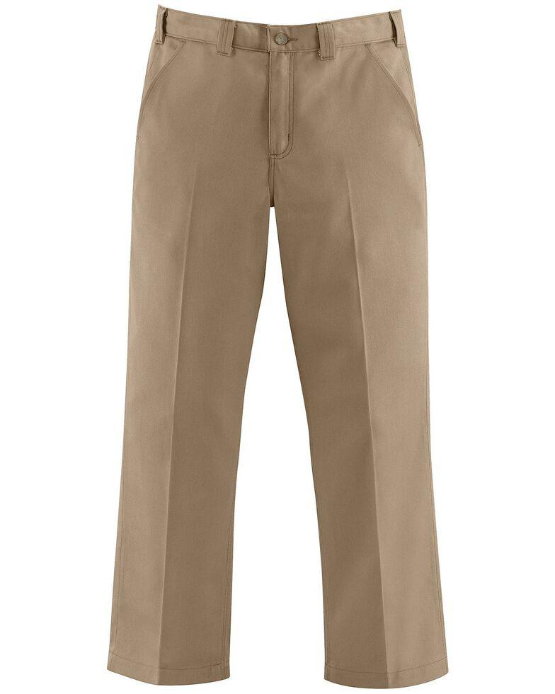 Carhartt Blended Twill Chino Work Pants - Big & Tall, Khaki, hi-res