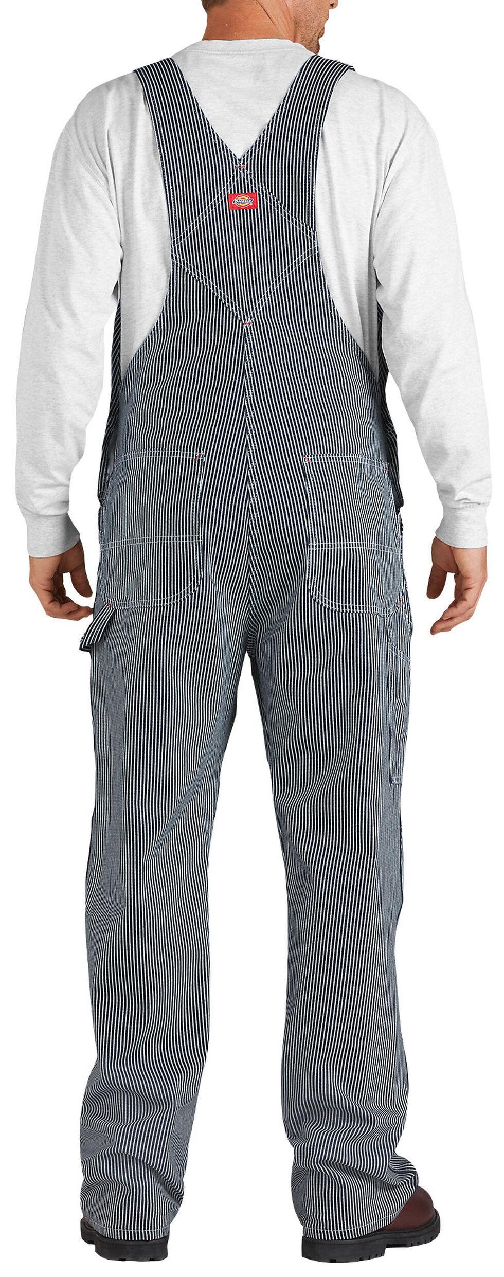 Dickies ® Hickory Stripe Overalls, Denim, hi-res