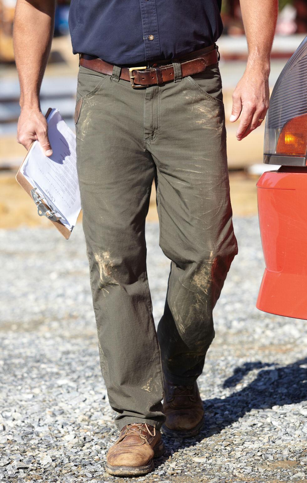 Wrangler Men's Riggs Technician Work Pants, Loden, hi-res