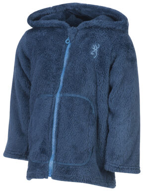 Browning Toddler Boys' Teddy Bear Jacket, Blue, hi-res