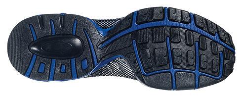 Nautilus Men's Black Nylon Microfiber Athletic Work Shoes - Composition Toe, Black, hi-res