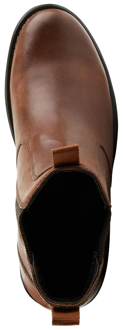 Eastland Men's Tan Daily Double Jodhpur Boots , Tan, hi-res