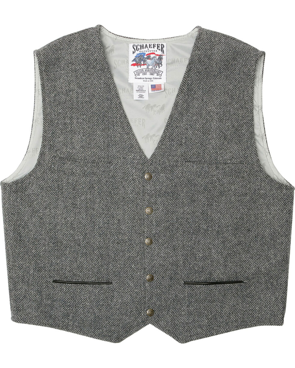 Schaefer Mckenzie Vest, Grey, hi-res