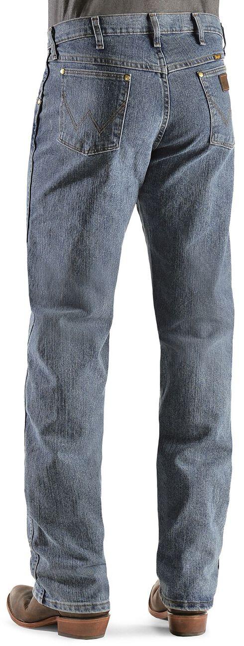 Wrangler Premium Performance Advanced Comfort Mid Tint Jeans, Dark Denim, hi-res