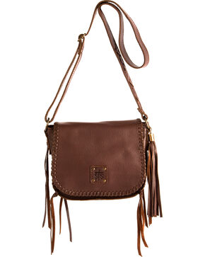 STS Ranchwear Selah's Chocolate Saddle Bag , Chocolate, hi-res