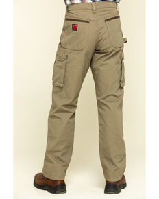 Wrangler Riggs Men's Loden Advanced Comfort Ranger Work Pants , Loden, hi-res