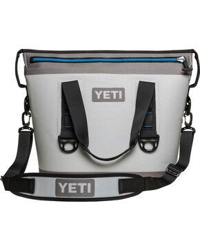 Yeti Grey Hopper Two 20 Softside Cooler , Grey, hi-res